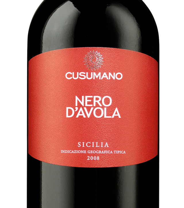 Cusumano nero d avola 2008 expert wine ratings and wine reviews by