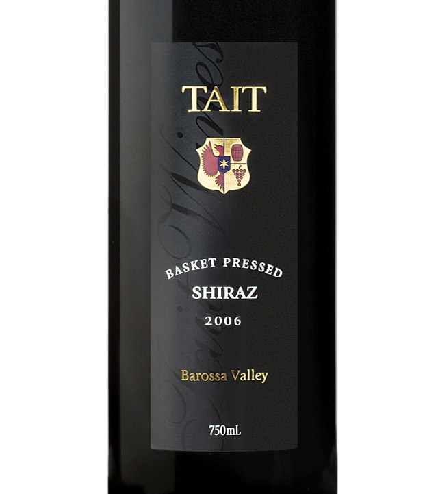 Tait Basket Pressed Shiraz 2006 Expert Wine Ratings And