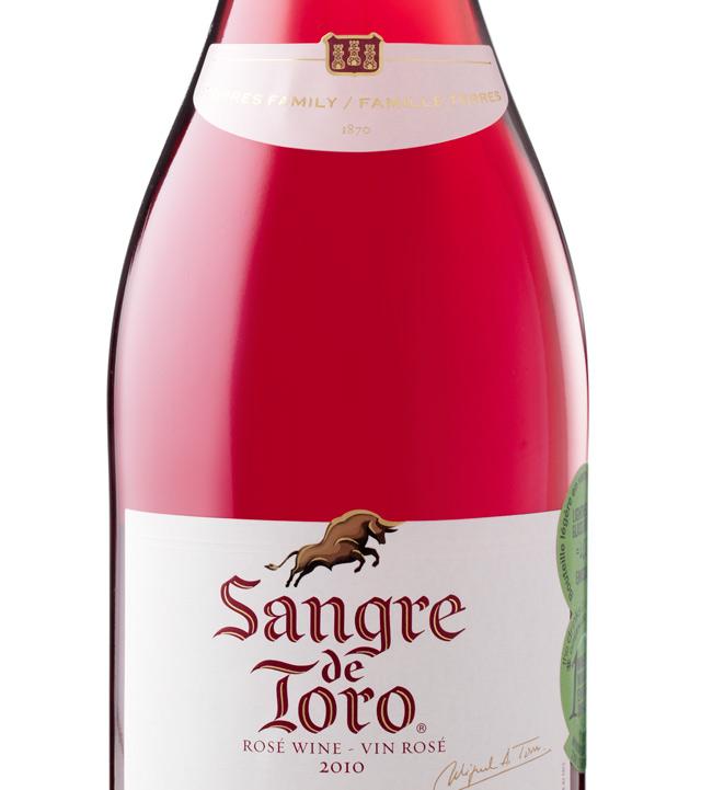 Torres sangre de toro rose 2010 expert wine ratings and wine reviews