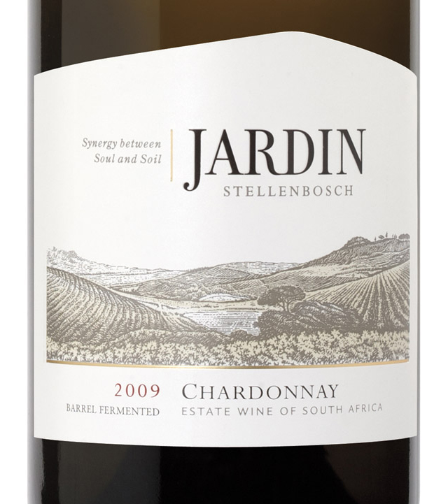 Jardin barrel fermented chardonnay 2009 expert wine for Jardin winery