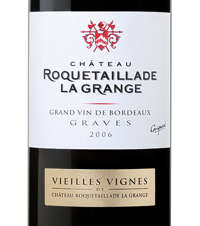 ch teau roquetaillade la grange vieilles vignes 2009 expert wine ratings and wine reviews by. Black Bedroom Furniture Sets. Home Design Ideas