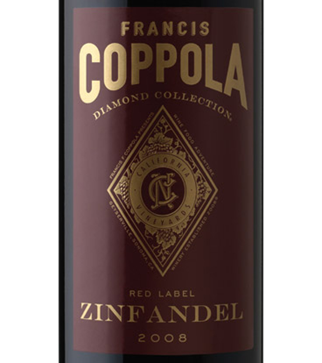 This is an image of Trust Coppola Claret 2009 Black Label