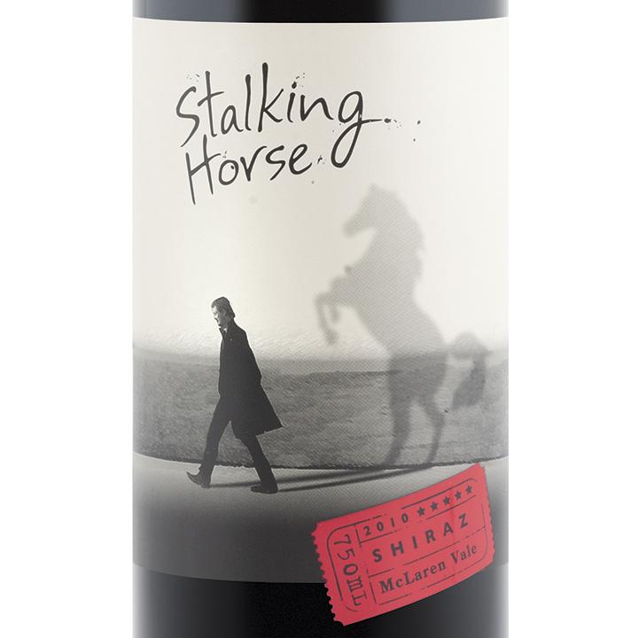 Dark Horse Wine Logo Dark Horse Wine Logo