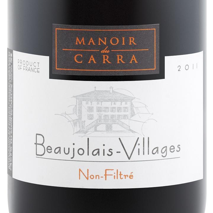 Domaine Manoir du Carra Beaujolais Villages