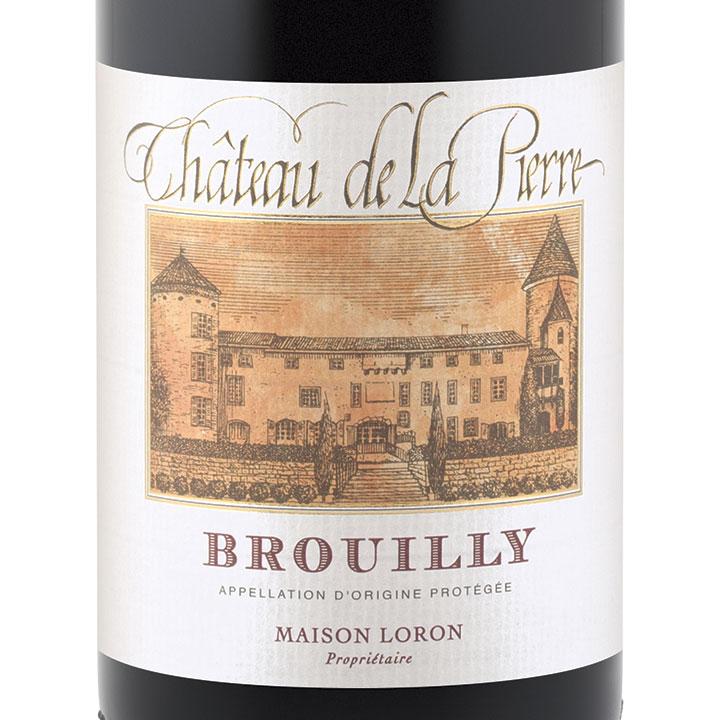 Ch teau de la pierre brouilly 2011 expert wine ratings for Brouilly chateau de la chaise