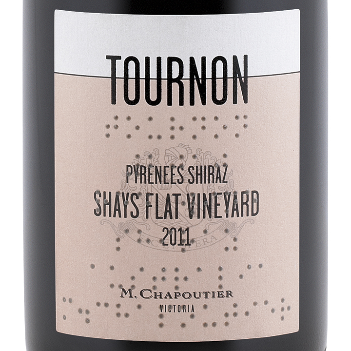 Domaine Tournon Shay's Flat Vineyard Shiraz 2011 - Expert wine ...