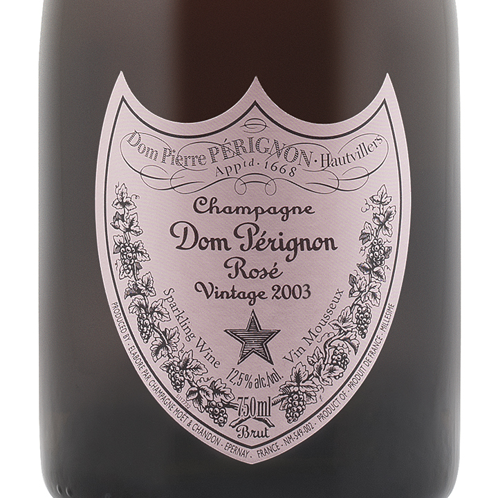 Dom Perignon Luminous Label - VIP Bottles