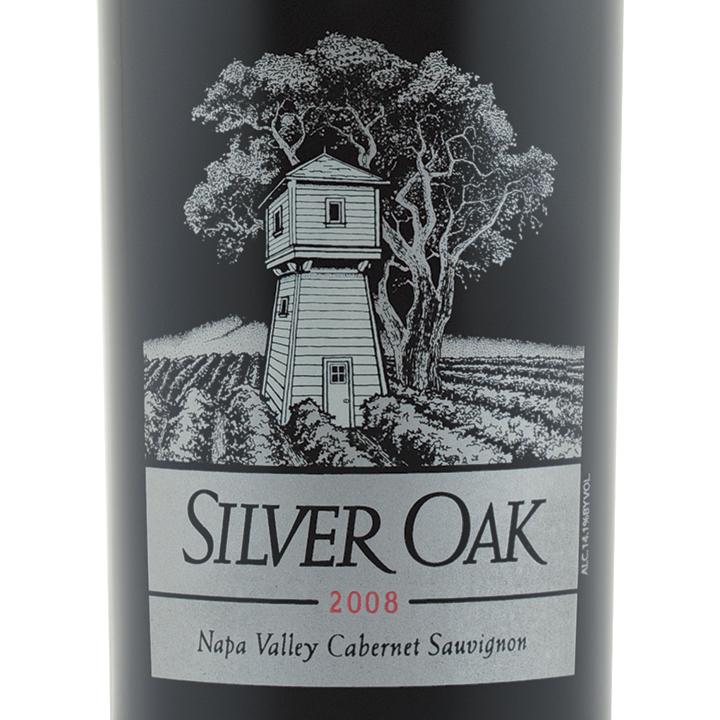Silver Oak Napa Valley Cabernet Sauvignon 2008 Expert
