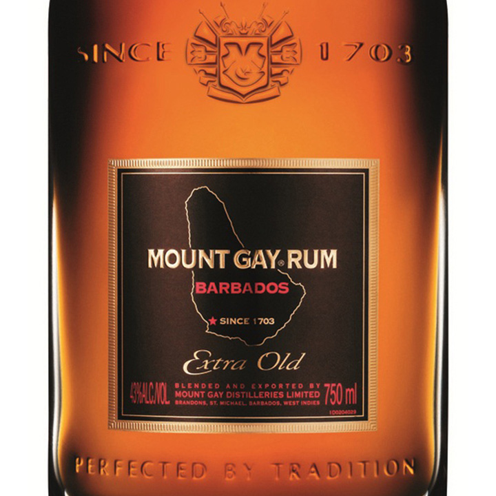 from Trevor mt gay rum extra old