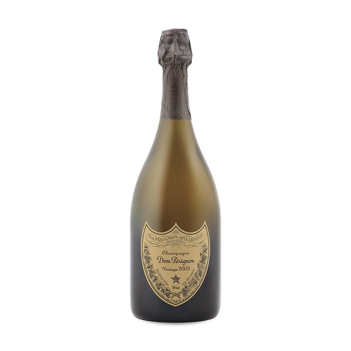 Dom Perignon Andy Warhol Blue Label 2002 Winecom