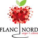 Le Flanc Nord, Verger et cidrerie